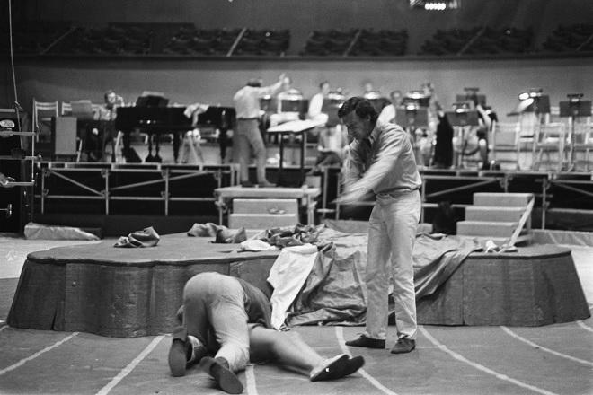 H. Mulisch: Reconstructie - zkouška opery