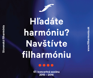 banner Slovenská filharmonie
