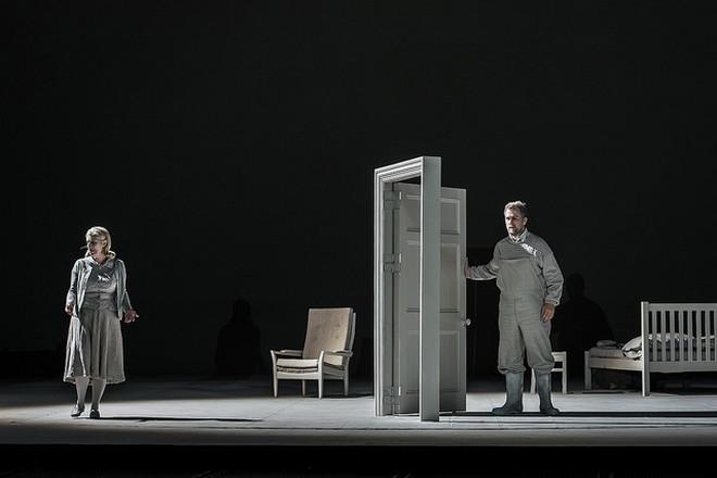 Georg Friedrich Haas: Morgen und Abend - Sarah Wegener, Christoph Pohl - ROH 2015 (foto © ROH/Clive Barda)