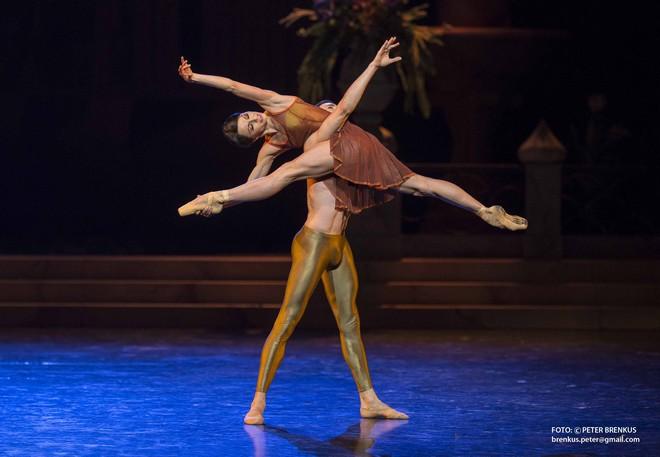Umenie pre život 2015 - Koncert G dur - Anna Tsygankova a Jozef Varga (foto Balet SND/Peter Brenkus)