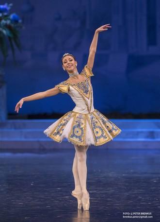 Umenie pre život 2015 - Kristina Kretova (foto Balet SND/Peter Brenkus)