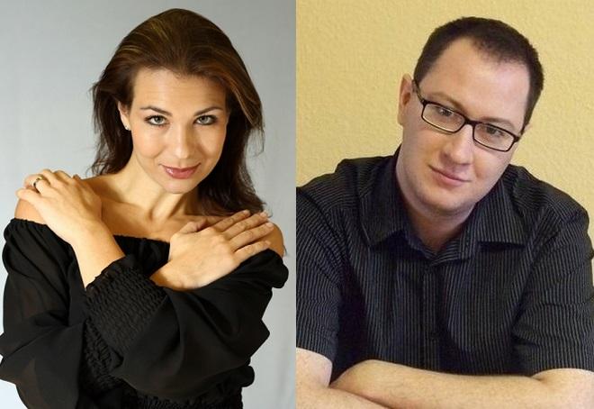Tereza Kavecká a Ondřej Koplík
