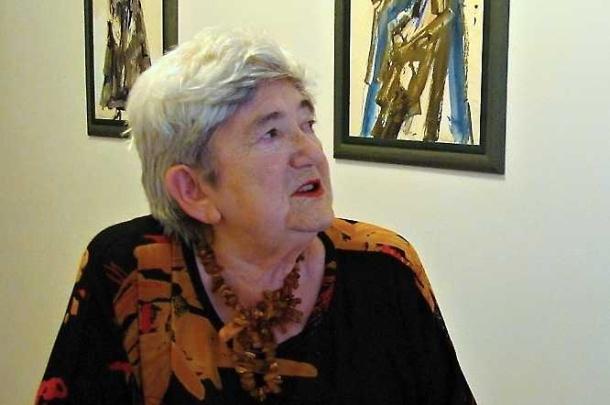 Inez Tuschnerová (foto archiv)
