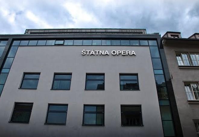 Štátna opera Banská Bystrica (foto Filip Jurovatý)