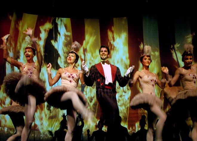 Kouzelný cirkus - Laterna magika (foto ND)