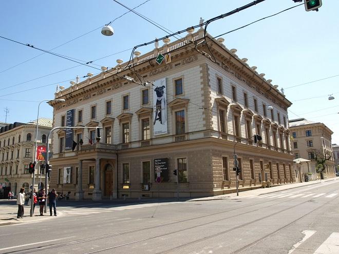Besední dům Brno (foto archiv)