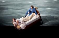 B.Britten: Peter Grimes - Joseph Kaiser (Peter Grimes), Andrew Foster-Williams (Balstrode) - Theater an der Wien 2015 (© Monika Rittershaus)