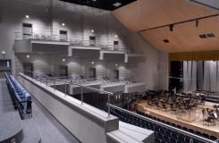 V létě začne instalace varhan v sále hradecké Filharmonie