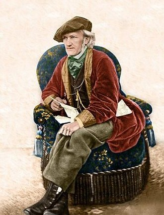 Richard Wagner (foto archiv autora)
