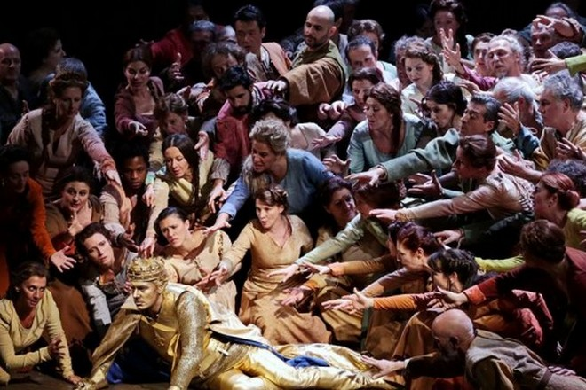 G.Verdi: Giovanna d' Arco - La Scala 2015 (foto La Scala)