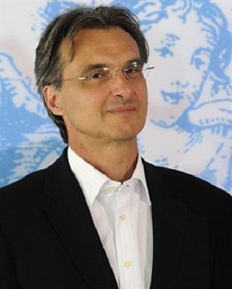 Intendant Divadla na Vídeňce Roland Geyer (foto Theater an der Wien)