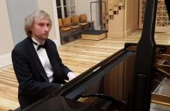 Kahánek s Cibulkovou zakončili Martinské slavnosti klavíru