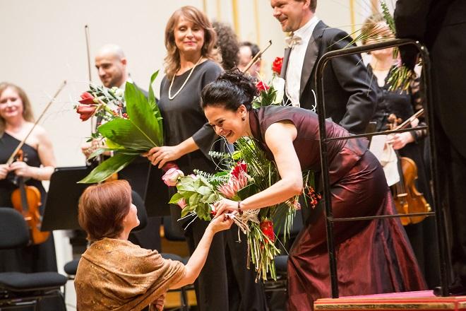 Vianočný koncert - Velká sála Slovenskej filharmónie Bratislava 2015 (foto Jakub Jorik)