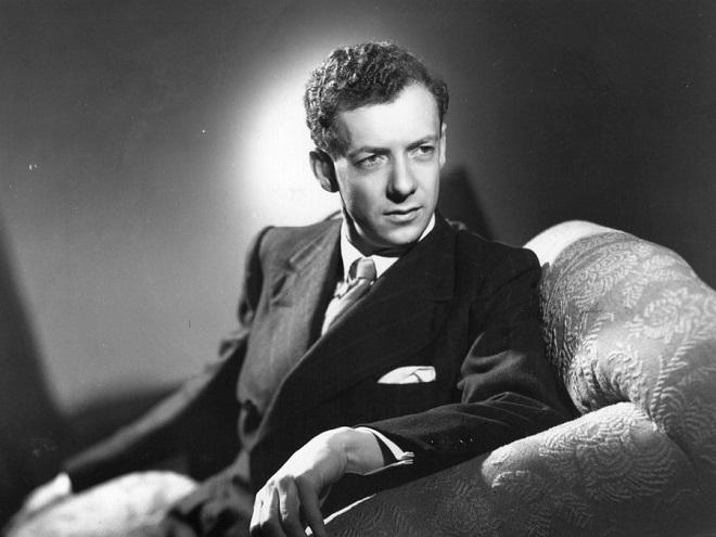 Benjamin Britten (foto archiv)