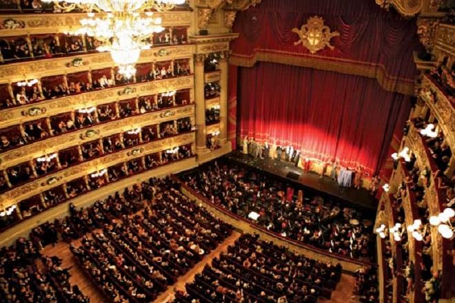 Teatro alla Scala (foto archiv)