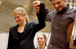 Keri-Lynn Wilson a Umberto Clerici se Slovenskou filharmonií