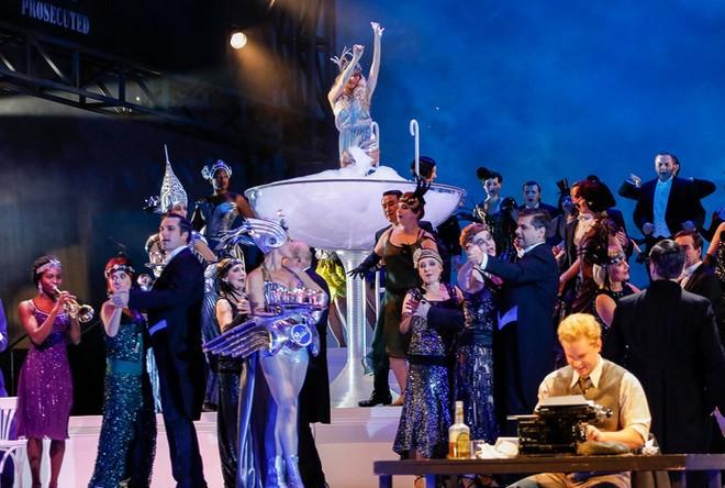John Harbison: The Great Gatsby – Semperoper Drážďany (foto Semperoper)