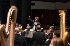 Filharmonie Brno pod vedením Alda Ceccata v Janáčkově divadle