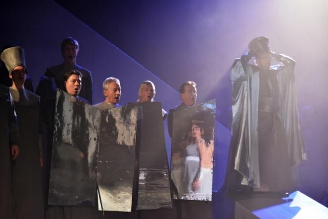 G.Verdi: Aida - Divadlo F.X.Šaldy Liberec 2015 (foto Petr Našic)