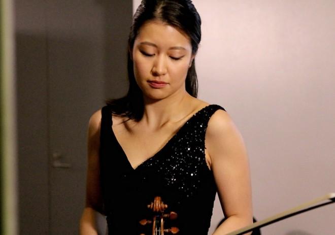 Christel Lee (foto Sandra Saulo/YLE)