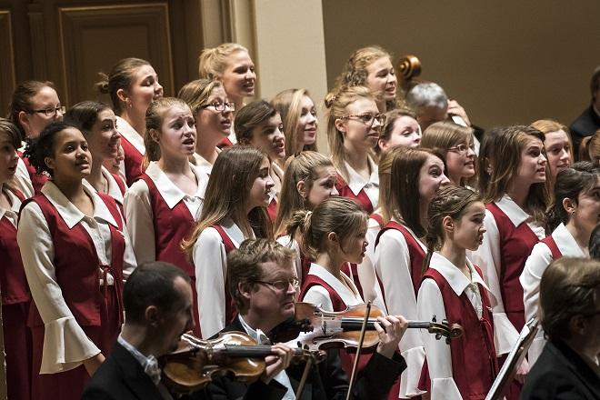 Kantiléna - Česká filharmonie - Praha 17.12.2015 (foto ČF)