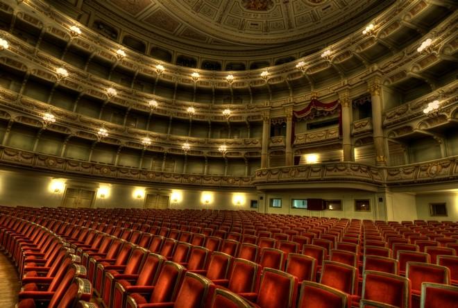 Semperova opera Drážďany (foto archiv)