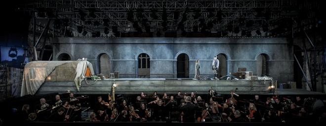 G.Puccini: Il trittico – Opera Holland Park (foto Robert Workman)