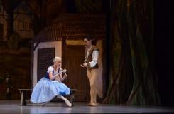 Nebylo by lepší vybrat něco schůdnějšího? Giselle v Ústí nad Labem