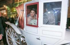 Anna Netrebko se ve Vídni vdávala. Ano řekla nevěsta německy, ženich rusky