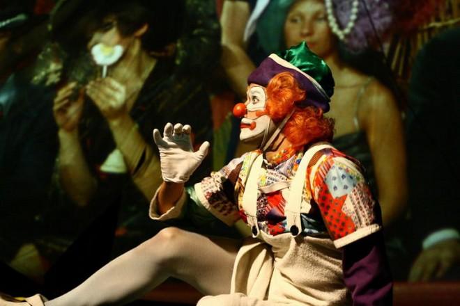 Kouzelný cirkus - Laterna magika (foto Alexandr Volný)