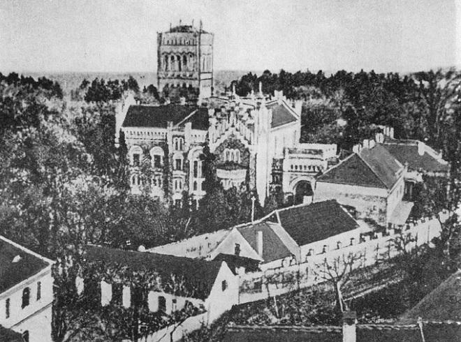 Zámek Rotenturm v Burgenlandu