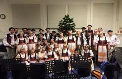 Rybovu a Zrunkovu vánoční mši hráli v Bratislavě v krojích