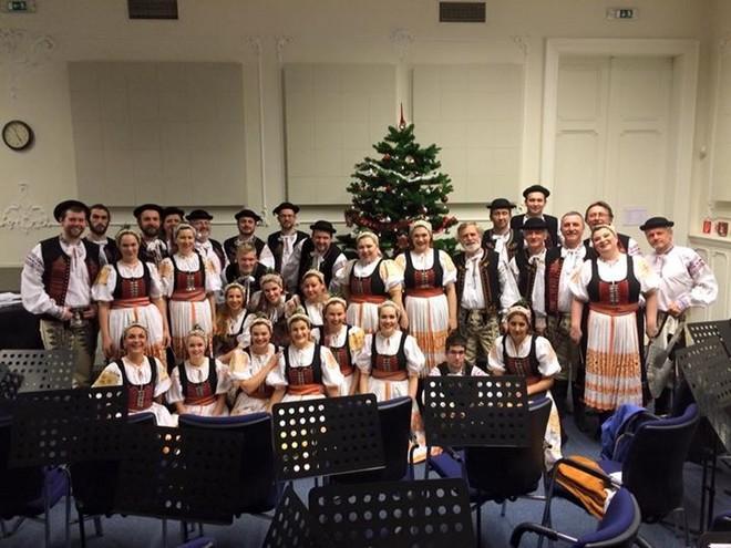 Spevácky zbor Lúčnica (ilustračné foto FB)