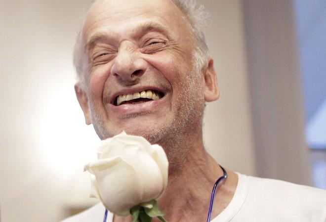 Luc Bondy (foto Georg Hochmuth)