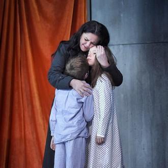 Vincenzo Bellini: Norma - Maria Agresta - Théâtre des Champs-Élysées 2015 (foto FB Theatre des Champs-Elysees)