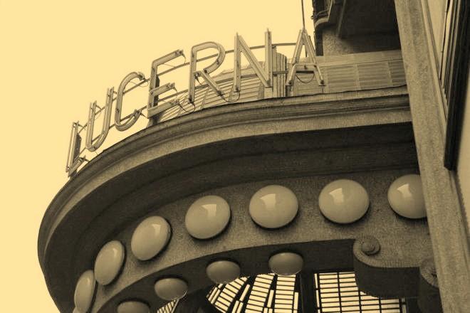 Palác Lucerna (foto archiv)