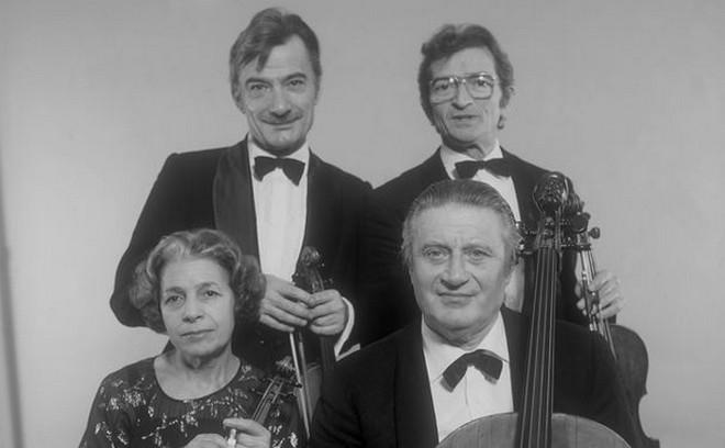 Quartetto Italiano (foto archiv autora)