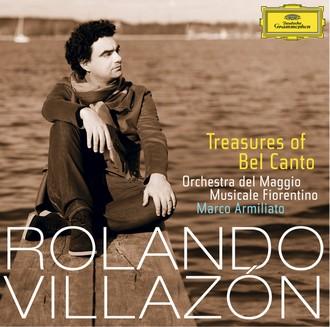 Rolando Villazón – Treasures of Bel Canto (CD)