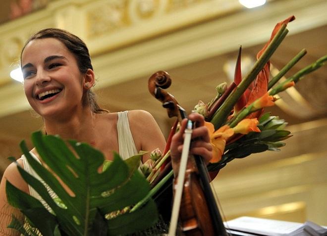 Alina Pogostkina (foto Filharmonie Brno)