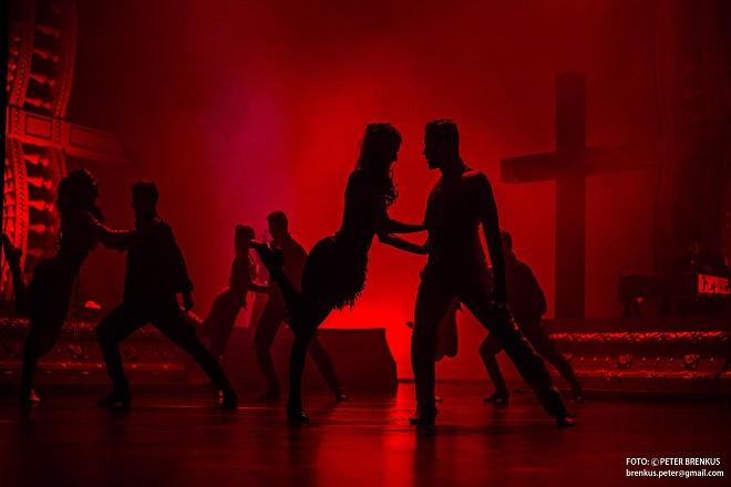 Bizet/Šarközi: Carmen à la Gypsy Devils - SND 2015 (foto Peter Brenkus)