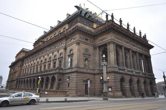 Národní divadlo (foto archiv)