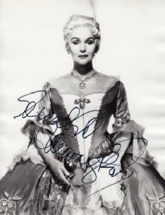 Elisabeth Schwarzkopf - Maršálka (foto archiv)