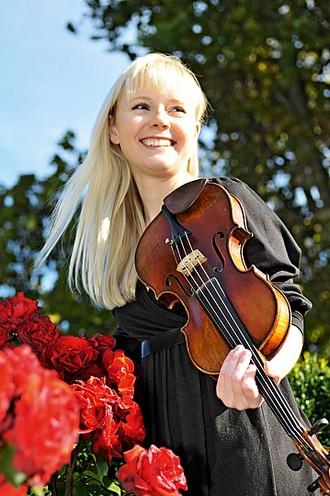 Jekaterina Frolova (foto archiv autora)