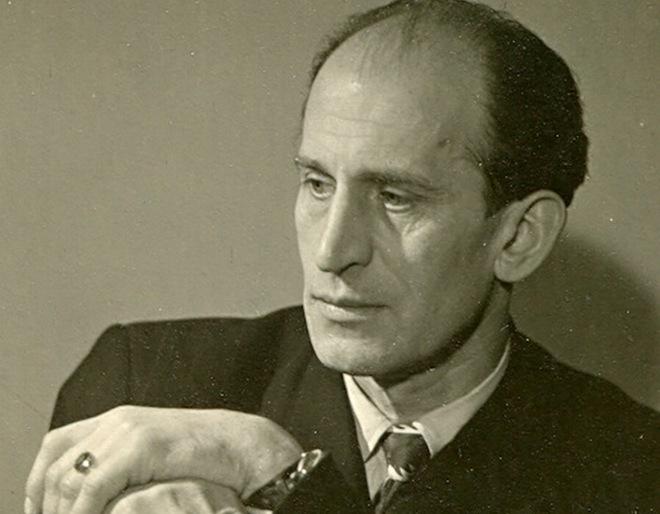 Emerich Gabzdyl (foto archiv NDM)