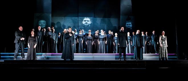 G.Verdi: Aida - JD České budějovice 2015 (foto Michal Siroň)