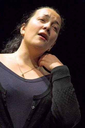 Valeria Vaygant (foto archiv)