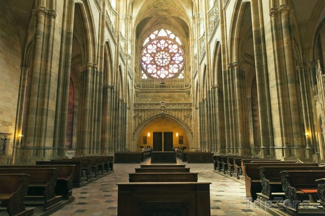 Katedrála sv. Víta (foto archiv)