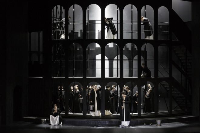 Gabriel Fauré: Pénélope - Opéra national du Rhin 2015 (foto Klara Beck/Opéra national du Rhin)