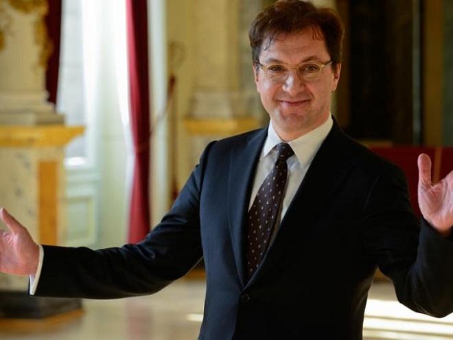 Serge Dorny (foto Semper Oper)