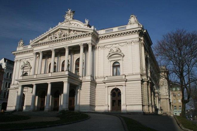 Mahenovo divadlo Brno (foto archiv)